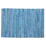 Color Inside the Lines Rug (Blue)