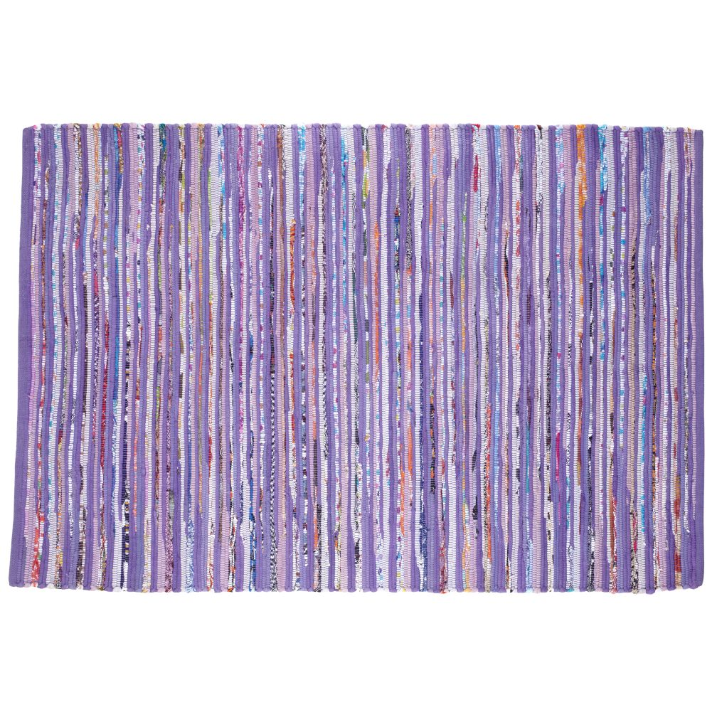 4 x 6&#39; Color Inside the Lines Rug (Purple)