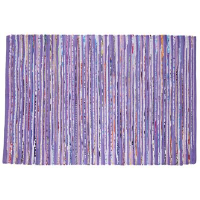 Color Inside the Lines Rug (Purple)