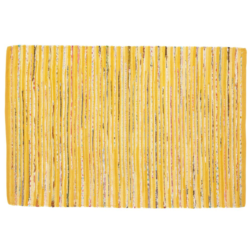 5 x 8&#39; Color Inside the Lines Rug (Yellow)