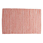 4 x 6' Pink Rags to Riches Rug