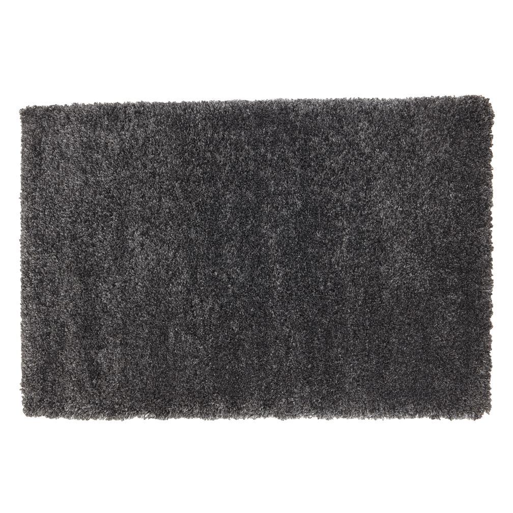 5 x 8&#39; If You&#39;re Shaggy And You Know It Rug (Grey)