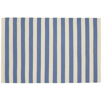 4 x 6' Big Band Rug (Blue)