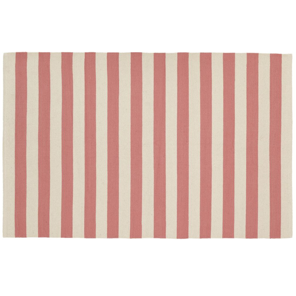 4 x 6&#39; Big Band Rug (Pink)