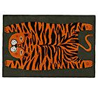 4 x 6' Tiger Rug