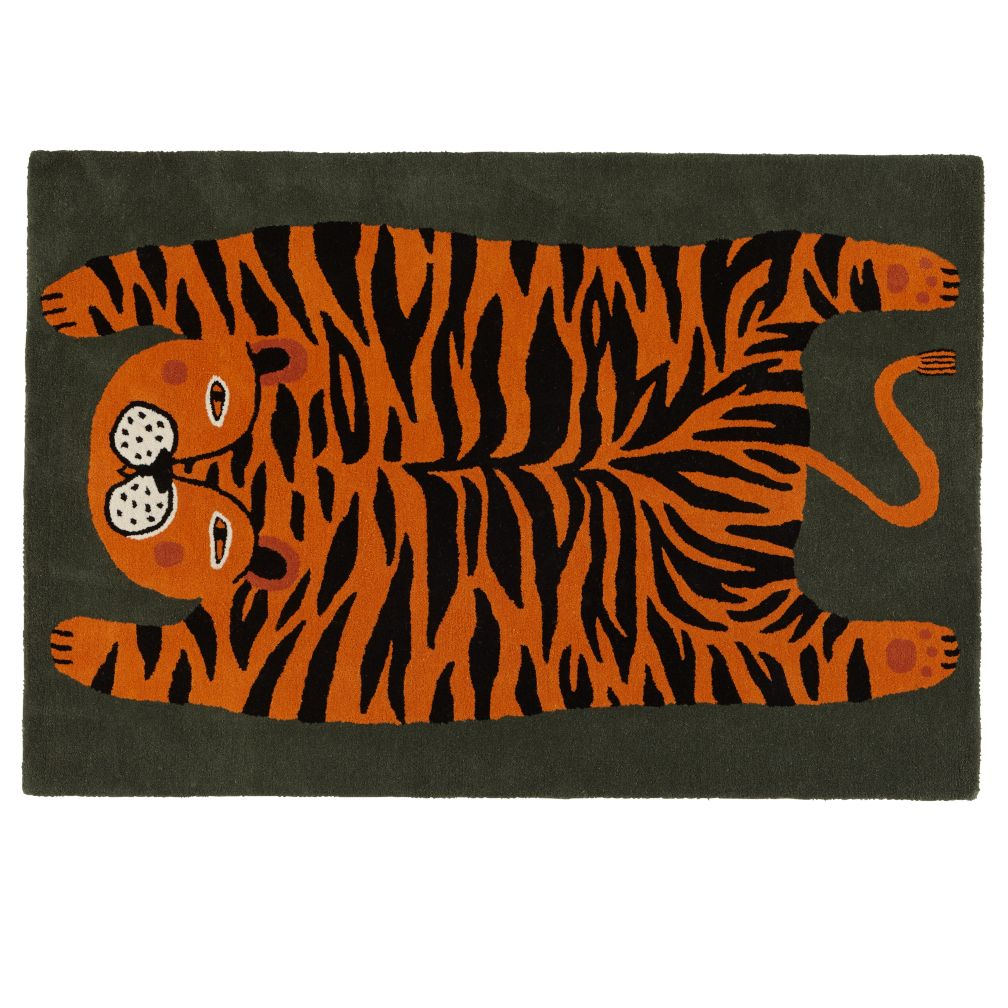 Don't Feed the Rug (Tiger)