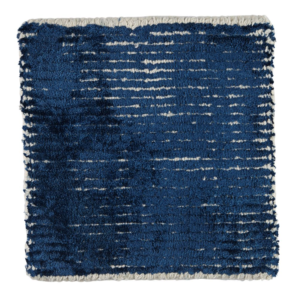 Patina Rug Swatch (Blue)