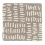 Tally Rug Swatch (Grey)