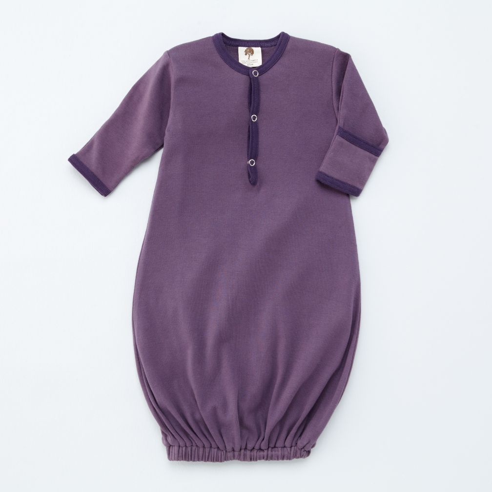 0-3 mos. Purple Sleep Sack