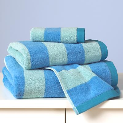 Sometimes You Feel Like A Stripe Organic Towels