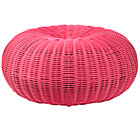 Pink Tuffet Seater