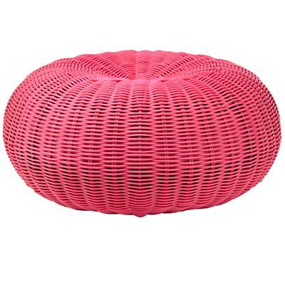Pink Tuffet Seater