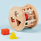 Rolling Shape Sorter
