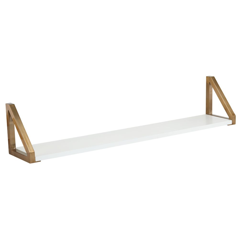 Gold Standard Wall Shelf