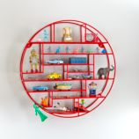 Radial Wall Shelf