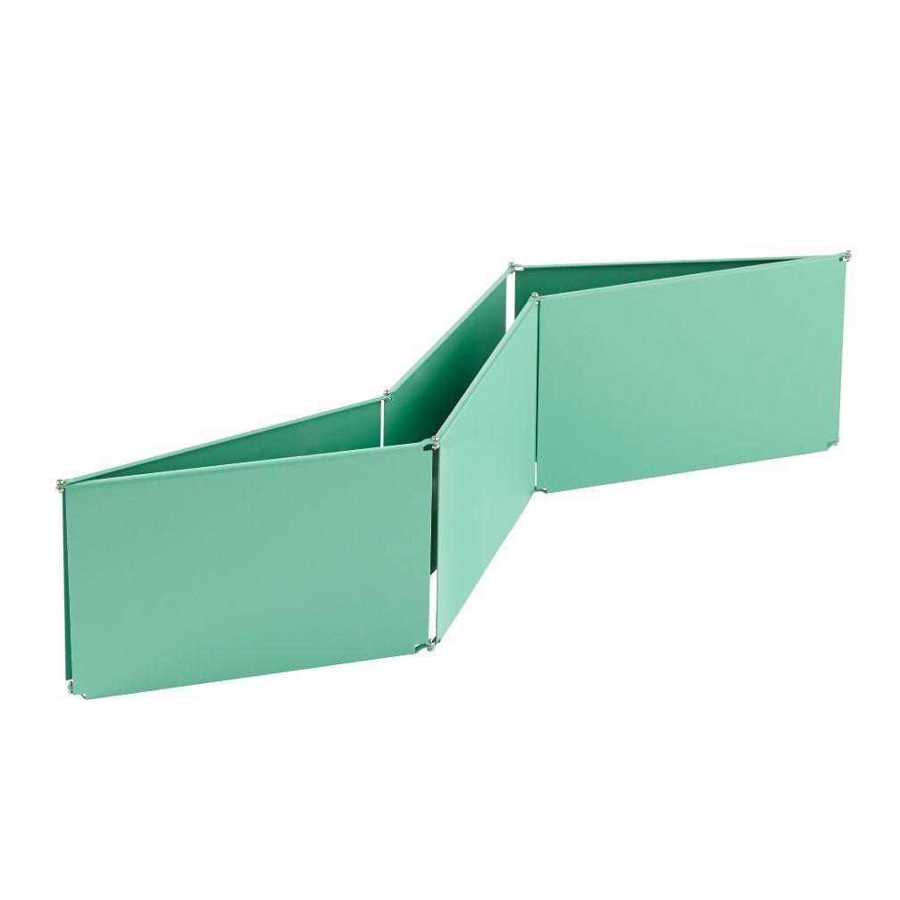 Shape Shifter Wall Shelf (Aqua)