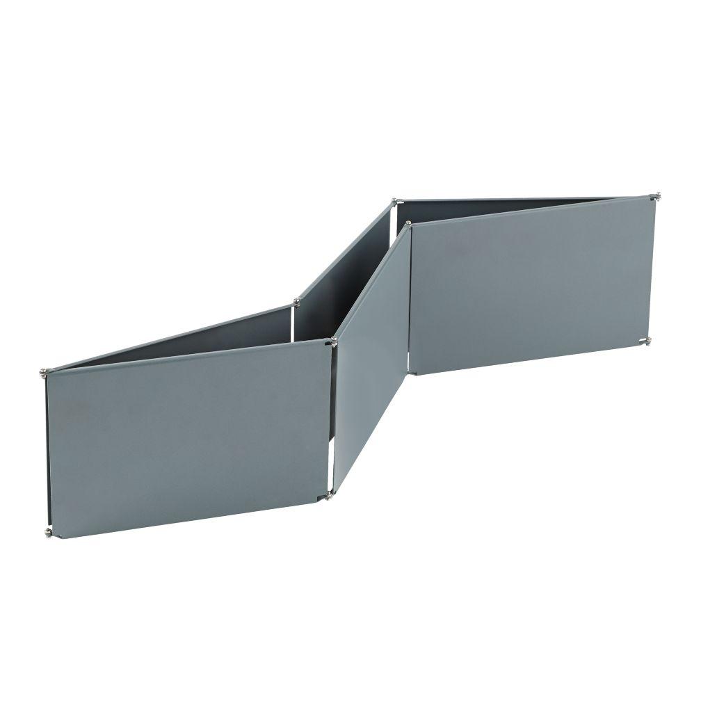 Shape Shifter Wall Shelf (Grey)