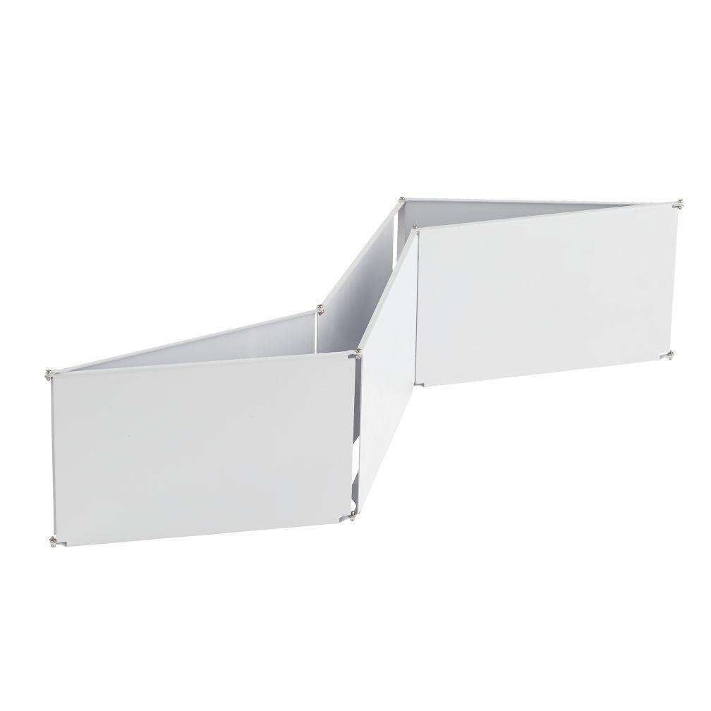 Shape Shifter Wall Shelf (White)