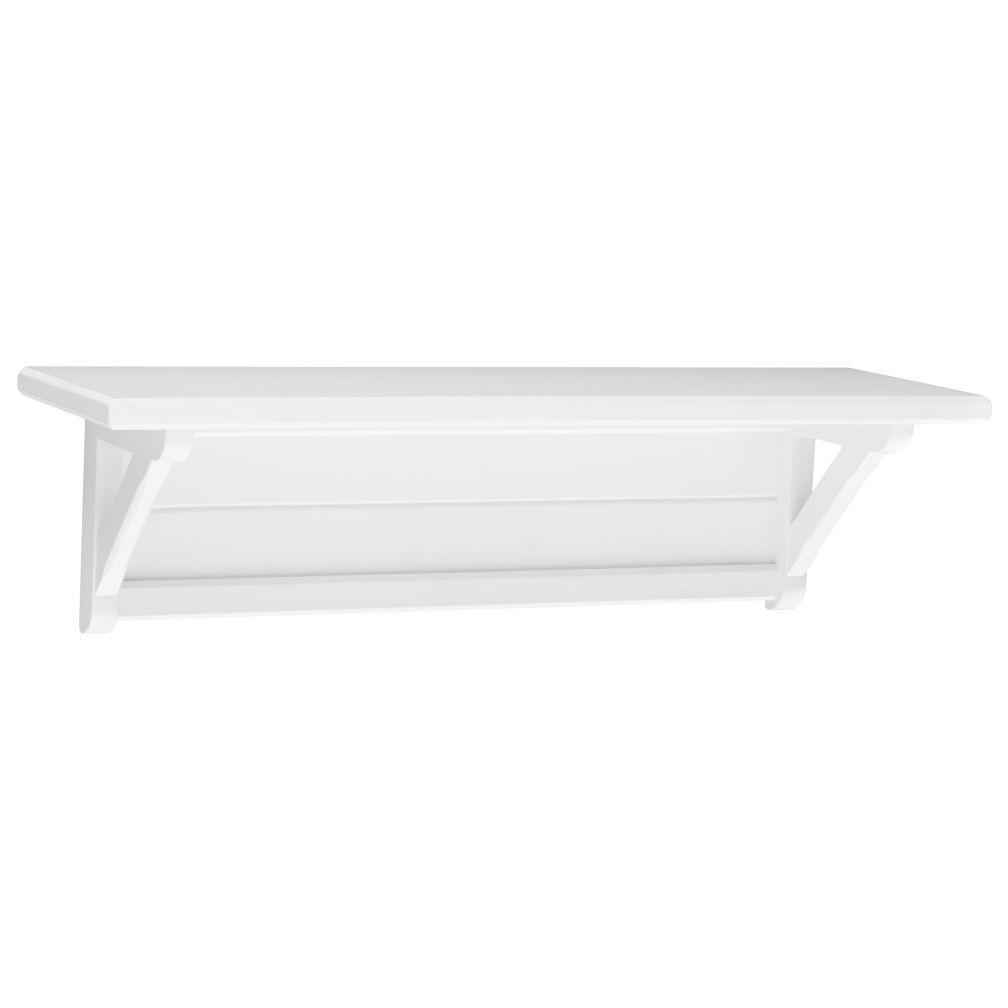 24&quot; Top Shelf (White)