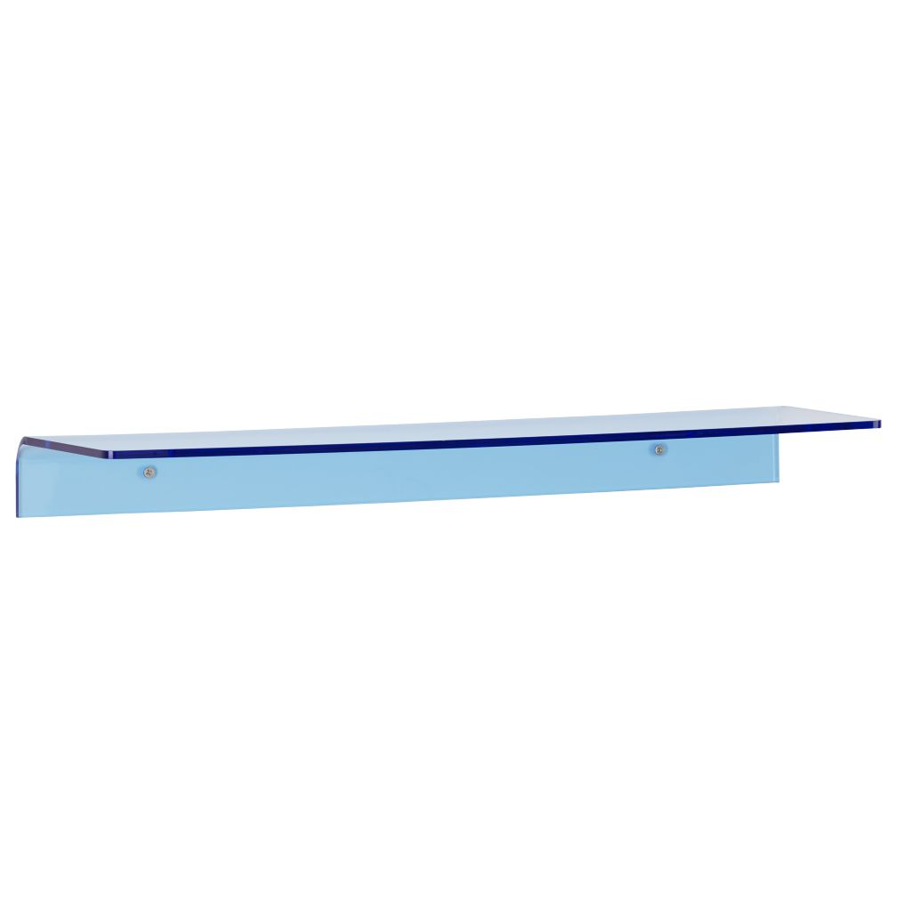 Zero Gravity Wall Shelf (Blue)