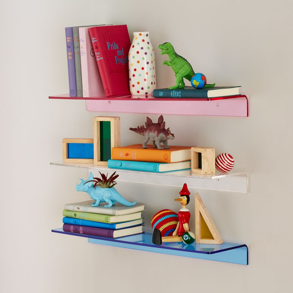 Zero Gravity Wall Shelf