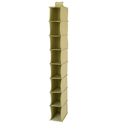 I Think I Canvas Narrow Hanging Organizer (Lt. Green)