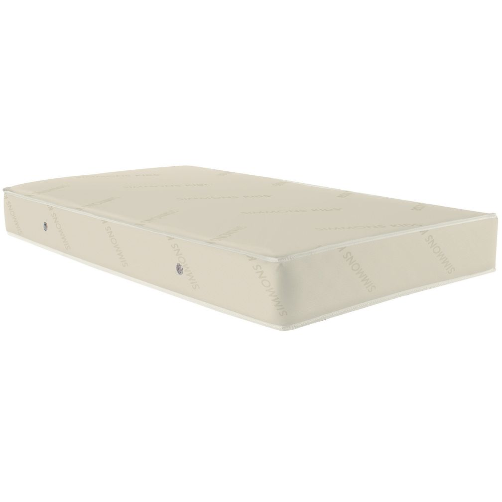 Simmons 2--in-1 Crib and Toddler Mattress