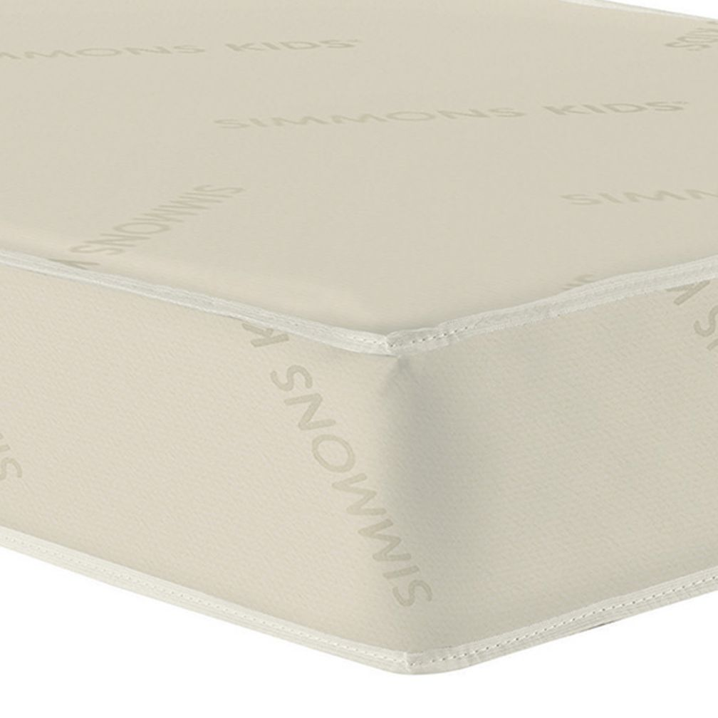 Simmons&#39; BeautySleep Superior Rest Crib and Toddler Mattress