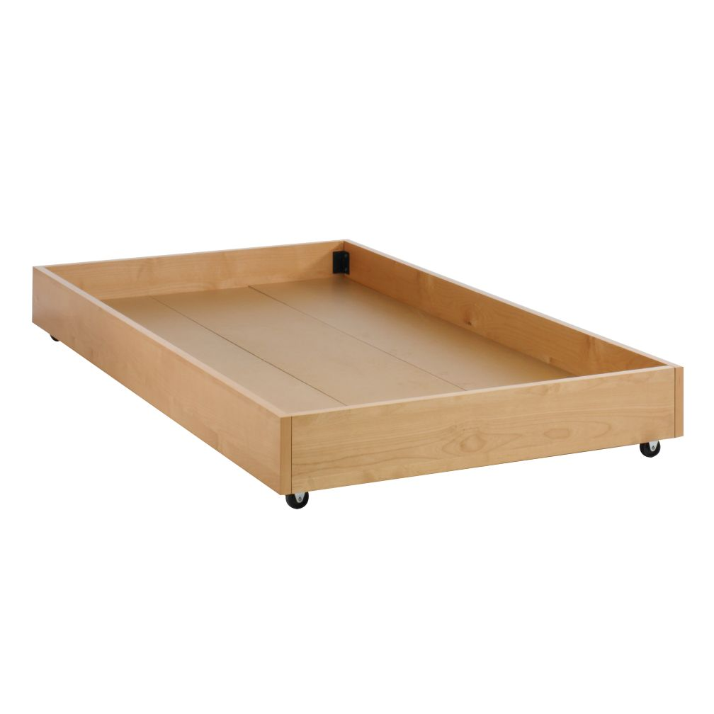 Natural Storage Trundle
