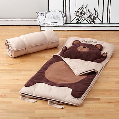 How Do You Zoo Sleeping Bag (Bear)