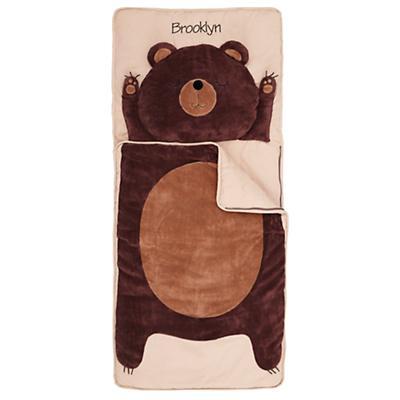 Personalized How Do You Zoo Sleeping Bag (Bear)