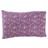 Flower Bed Pillowcase (Lavender)