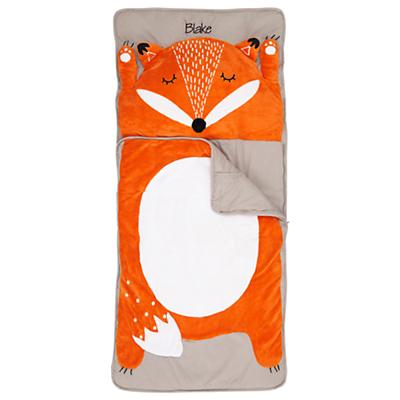 Personalized How Do You Zoo Sleeping Bag (Fox)