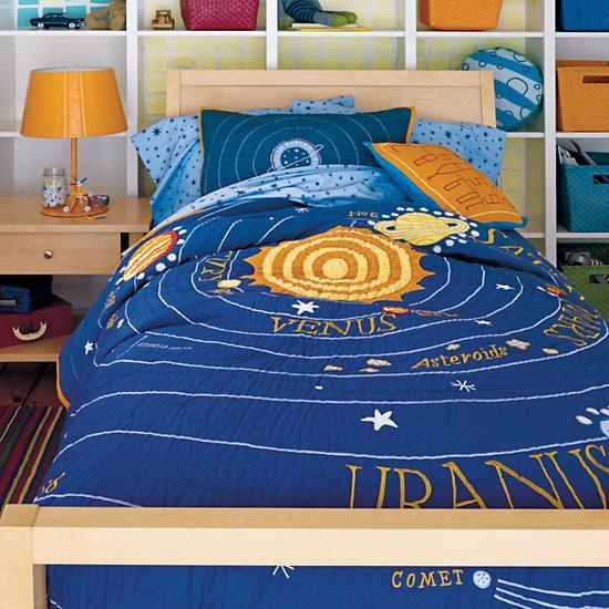 solar system bedspreads - photo #21