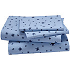 Full Stars Sheet Set(includes 1 fitted sheet, 1 flat sheet and 2 cases)