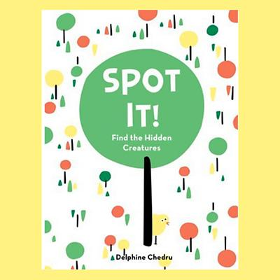 Spot It! By Delphine Chedru