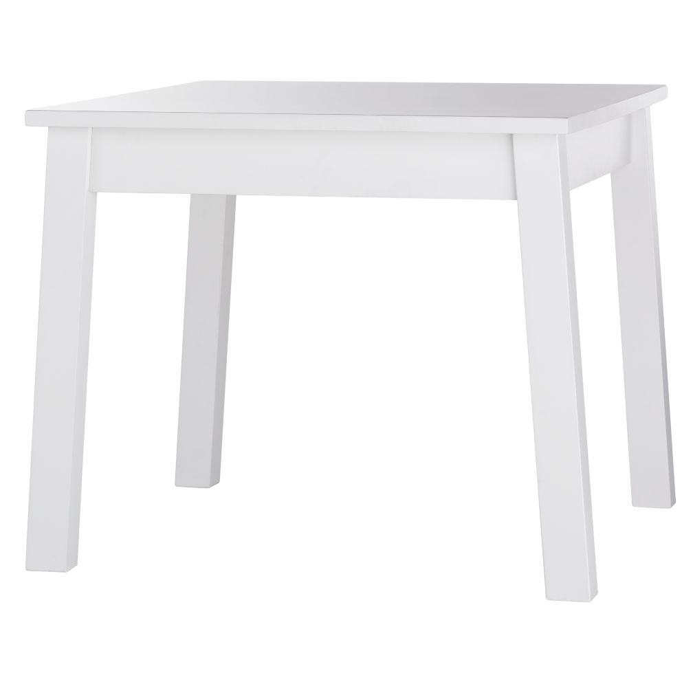 White Square Anywhere Play Table