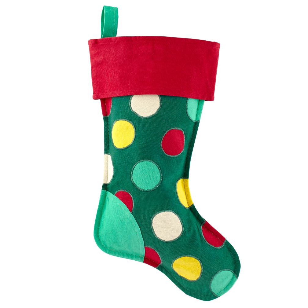 On the Bright Side Stocking (Dot)