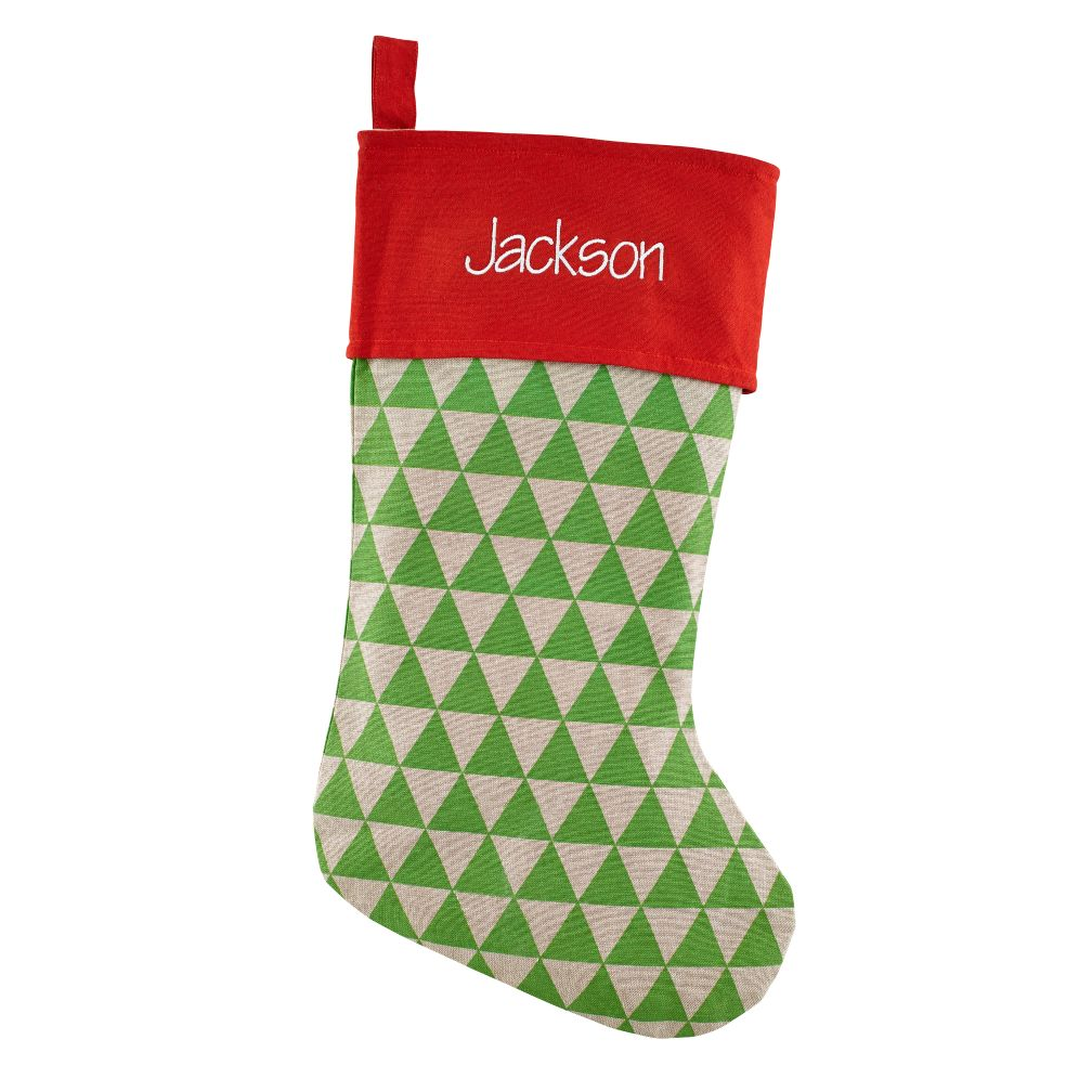 Urban Pine Stocking (Green Triangle)