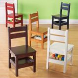 Storage Chairs (Primary Colors)