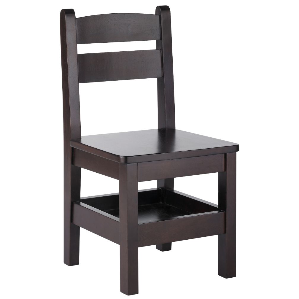 Storage Chair (Espresso)