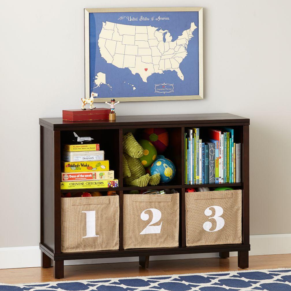 Cubic Bookcase (Java, 6-Cube)