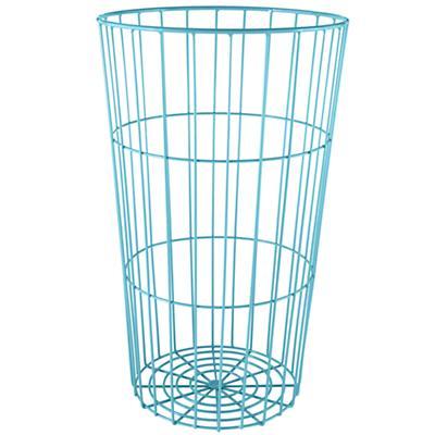 Flea Market Wire Ball Bin (Teal)