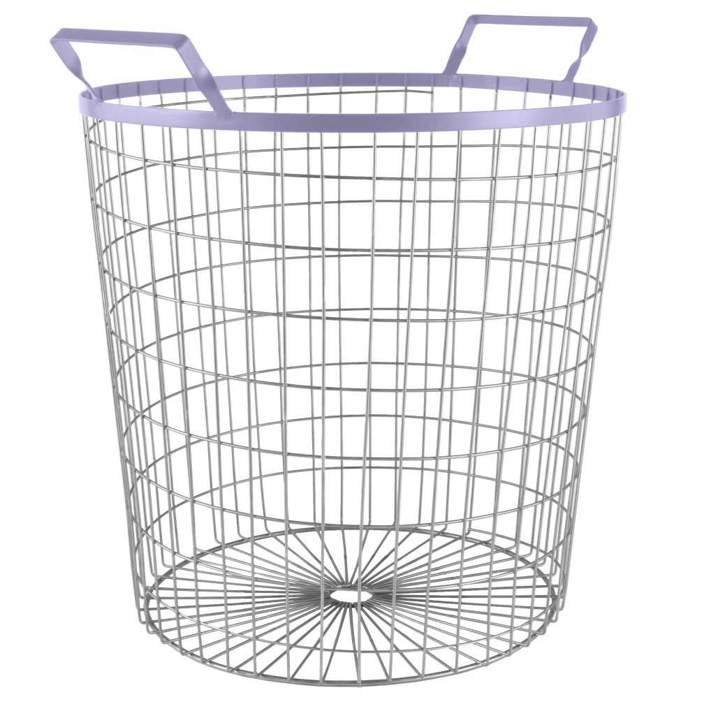 Wired World Floor Bin (Purple)