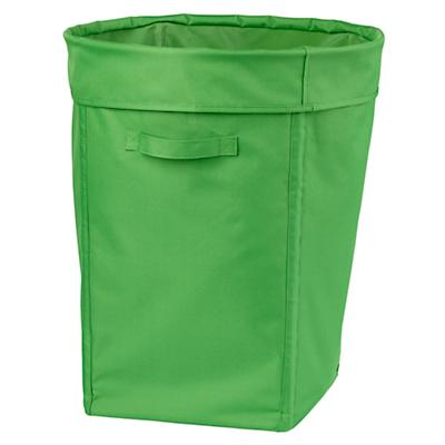 I Think I Canvas Hamper (Bright Green)