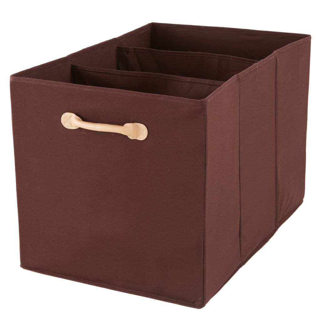 We&#39;re Not Just Canvas Anymore Mega Sorter (Brown)