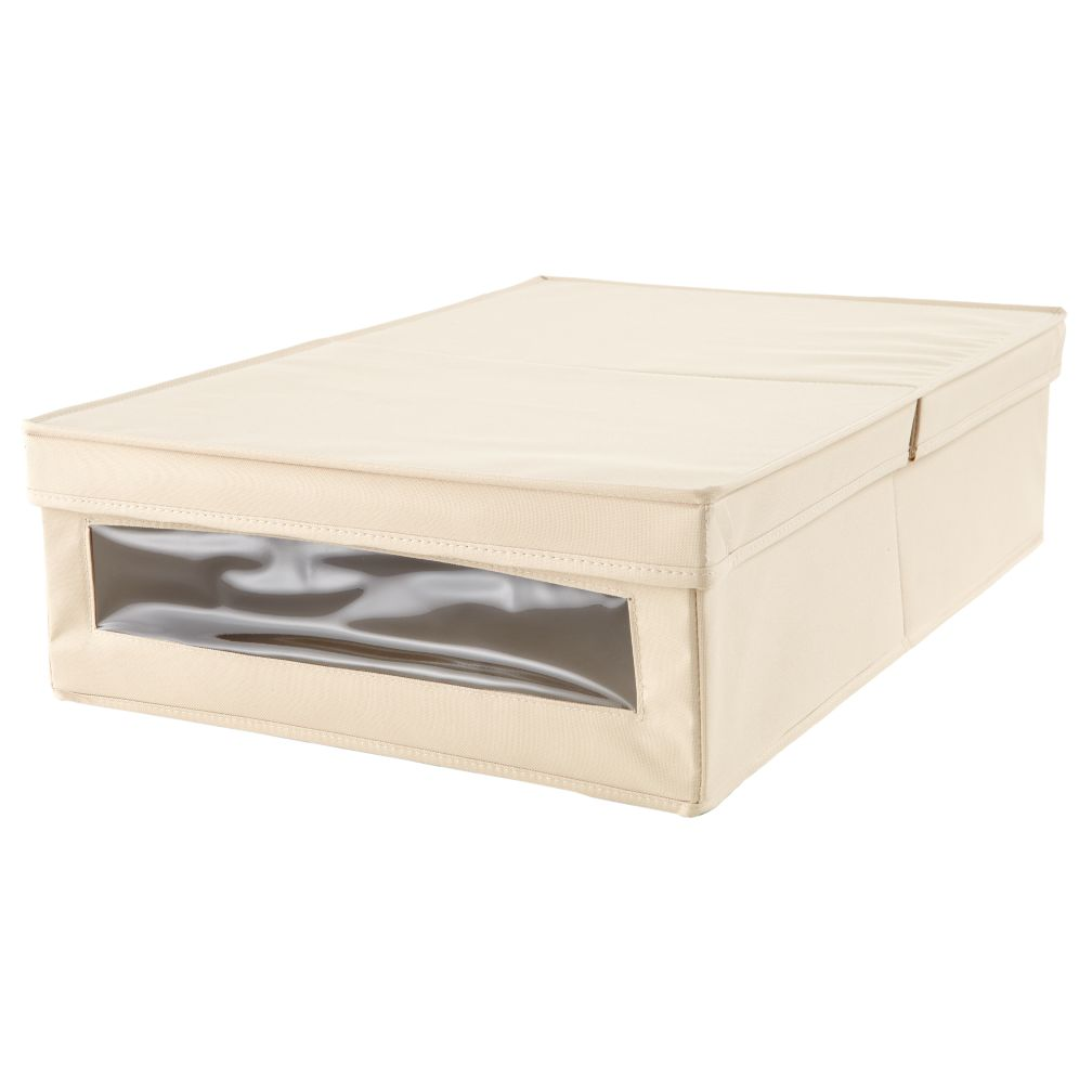 I Think I Canvas Underbed Box (Khaki)