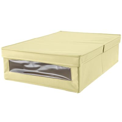 I Think I Canvas Underbed Box (Lt. Green)