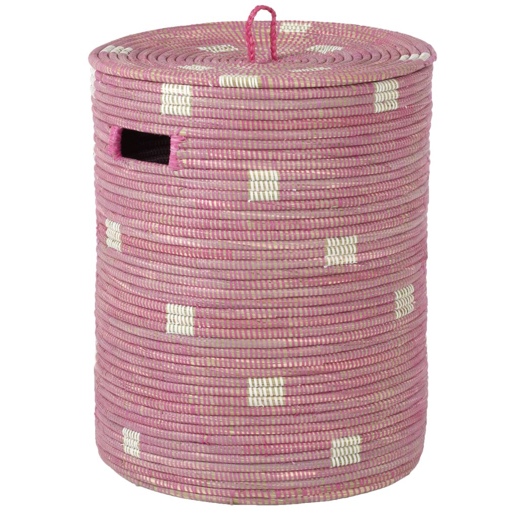 Charming Hamper (Dots/Pink)