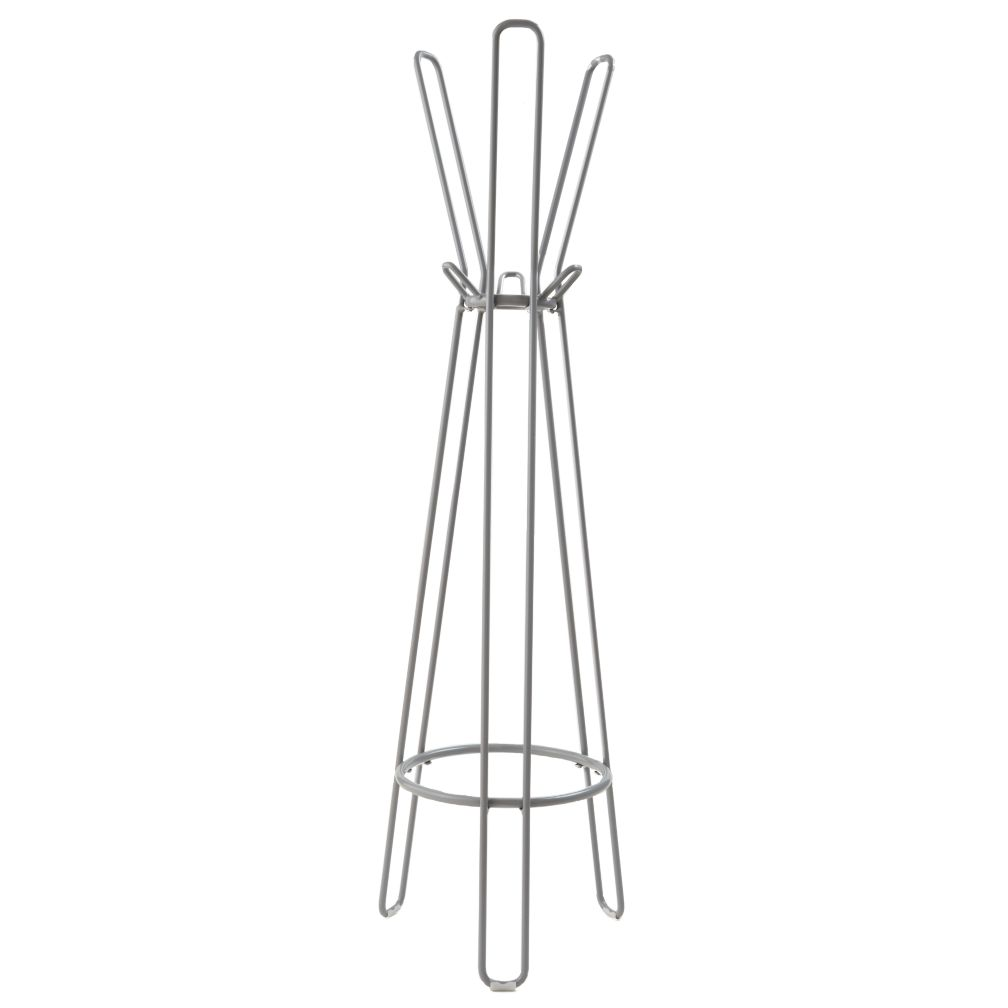 Basic Framework Coat Rack (Grey)